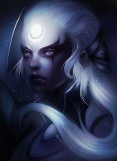 Diana | League of Legendsby Matye