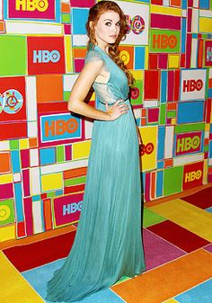 Holland Roden attends the HBO Emmy After Party