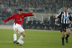 Man United 3 Juventus 0 2003