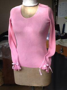 Maglia rosa cannole....€ 38.00 per ordinazioni....fantasiedilana@yahoo.it - 3479935203