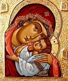 The Theotokos St. Mary