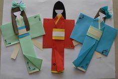 japanese paper dolls finish by GirlOfTheOcean.deviantart.com on @deviantART***