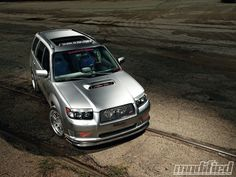 What my Forester XT dreams that it will become someday...