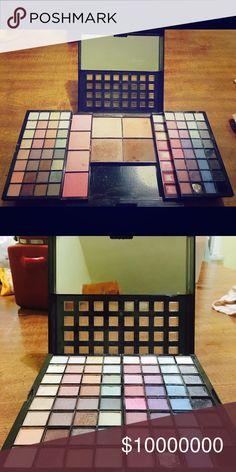 e.l.f + nyx elf essential makeup collection...cheaper on Ⓜ️ercari •Eyeshadows+Blush/bronzer+Lipgloss• ELF Makeup