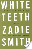 Day 3: White Teeth by Zadie Smith. I first read this book when I was a freshman in college and recently read it again. While I was definitely  more impressed by it the first time through, I still have a lot of respect for Smith's first novel, which she wrote in her mid-twenties. She has a really strong narrative voice for someone so young. Quite inspiring.