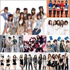 Vote your favorite Girlband of 2011