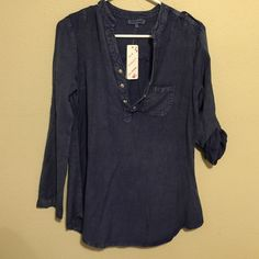 100% Rayon Tunic 100% Rayon Tunic. Hand dyed. Made in India.Size Medium Tops Tunics