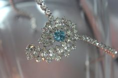 SPECIAL  Vintage Bridal Crystal Rhinestone by ButterflyEffectInc