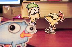 Phineas & Ferb