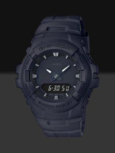 80bc1290f6c6 Casio G-Shock G-100BB-1A G Shock Black