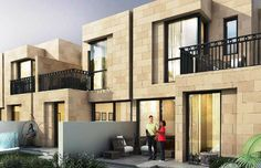 Hajar Stone villa by damac offer 4 bhk in akoya golf community