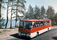 Ikarus 250 '1970–98 Busa, Coaches, Old School, Trains, Lego, Cars, Classic, Vehicles, Antique Cars