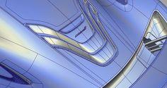 McLaren 3D Alias Model