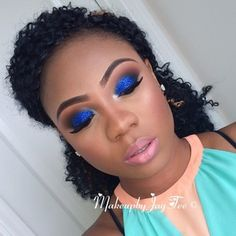 Joke Tijani @makeupbyjaytee Instagram photos | Websta
