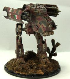Mon premier Mecha du jeux Dust Tactics est terminé. je l'ai fait aux couleurs de l'armée Italienne ( ça change des models allemand), l'ensemble de mon armee sera dédiée à cette faction en essayant de varier les camo... D'autant plus que ce cette idée...