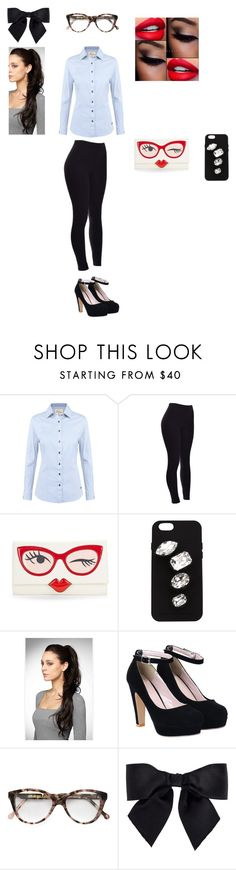 """""""Chic Geek"""" by abbyvg-99 on Polyvore featuring DUBARRY, Kate Spade, STELLA McCARTNEY, Cutler and Gross and Chanel"""