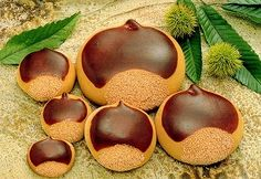 Kurimanjyuu (Kuri=Chesnut)