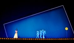 Conor Murphy – Set and costumes for The Magic Flute, Korean National Opera