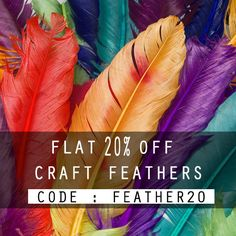 Schuman Feathers - Quality Wholesale Feathers to buy in the USA Feather Crafts, Pheasant Feathers, Creativity, Coding, Diy, Decoration, Dresses, Style, Decor
