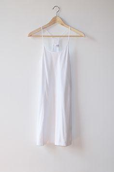 1000 images about cotton slips on pinterest slip for White silk slip wedding dress
