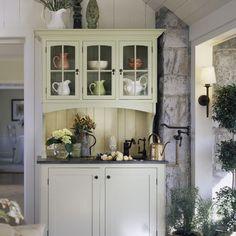 Kitchen Hutch Design, Pictures, Remodel, Decor and Ideas
