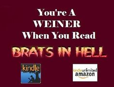 BRATS IN HELL by Frank J. Edler Kindle, Broadway Shows, Reading, Reading Books