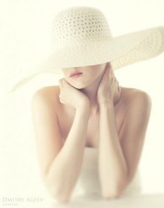 hatten gør det fint og elegant.