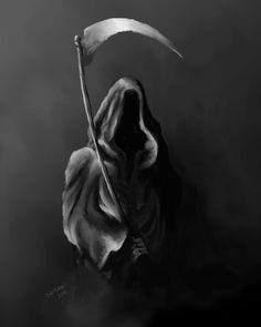 The Reaper by coldwarSalty