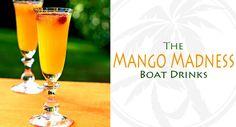 Mango Madness Cruzan Mango Rum Appleton V/X 3 Pineapple-Mango-Guava Juice Simply Lemonade with Mango Splash Wray and Nephew White Overproof) Mango Rum, Mango Drinks, Cocktail Drinks, Alcoholic Drinks, Cocktails, Appleton Rum, Caribbean Drinks, Guava Juice, My Cookbook