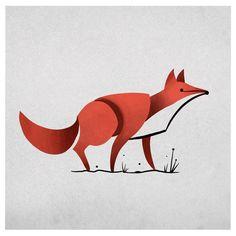 "Marta Kudu on Instagram: ""Third foxy design ready to grab🦊☀️Booking via mail 📩kudutattoo@gmail.com. #fox #foxtattoo #foxdesign #foxillustration #foxinspiration #lis…"""