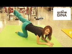 74.【筋トレ】1分間〜ながらトレーニング -One leg hip twist swing- - YouTube