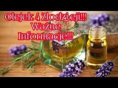 Olejek 4 Zlodzieji!!! Bardzo Ważne Informacje!!! - YouTube Youtube, Aromatherapy, Youtubers, Youtube Movies