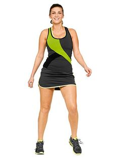 hourglass figure clothes for the gym on Pinterest ...