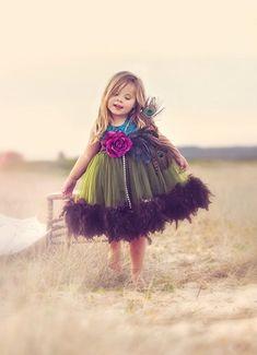 Sur les ailes dun ange... Une robe Tutu qui souvenirs sont