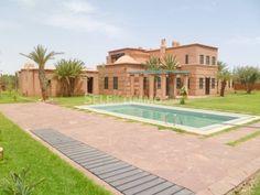 Vente Riad Marrakech Route de l Ourika  35000 m2 - 4 chambre(s)