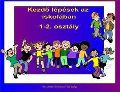Kezdő lépések az iskolában, órarend, névsor....