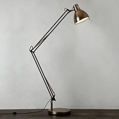 Buy John Lewis Hampton Floor Lamp Online at johnlewis.com