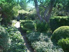 """Swedish """"allmoge""""-garden"""