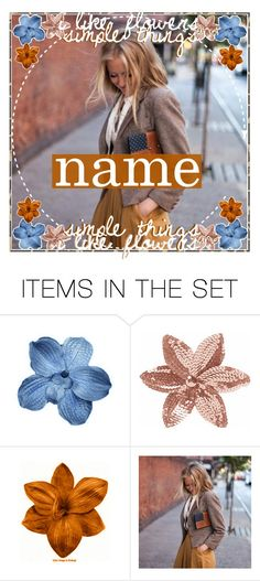 """i like flowers & simple things // open icon"" by gabriella-houck on Polyvore featuring art and lovelyicons"