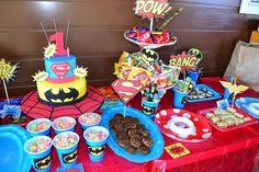 Superhero food