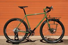 Gallus Cycles adventure bike