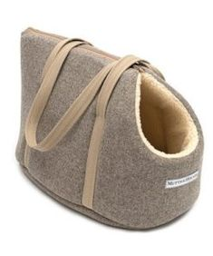 Buy Grey Tweed Dog Carrier from Mutts & Hounds, part of our fantastic range of Bags for dogs. Diy Dog Bed, Dog Pillow Bed, Toy Dog Breeds, Small Dog Breeds, Small Breed, Tweed, Dog Carrier Bag, Dog Shop, Grey Dog
