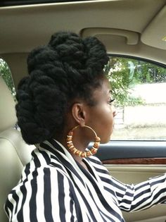 http://www.shorthaircutsforblackwomen.com/how-to-do-havana-twists/ Peggy shares her natural hair story with Black Naps and gives us the scoop on her company Curl Kitchen, a natural hair retail source for nat...