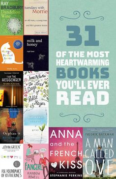 Of The Most Heartwarming Books You'll Ever Read 31 Of The Most Heartwarming Books You'll Ever ReadEver Ever may refer to: Books And Tea, Book Club Books, I Love Books, Book Nerd, Book Lists, My Books, Read Books, Books To Read 2018, Book Club List