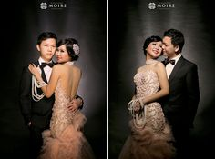 Moire Photography - Niko Iie by Max 14 | Indonesia Prewedding - Studio