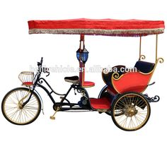 Sightseeing Auto Electric Battery Cycle Pedicab Rickshaw Tricycle…