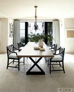 Dining Room  mit Steinboden ...