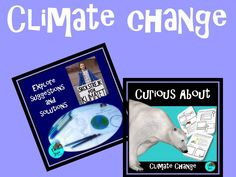 This project based learning unit focuses on identifying effects and exploring solutions. As the earth gets warmer and warmer the causes, mechanisms, or imp. Teaching Materials, Teaching Resources, Primary Classroom, Project Based Learning, Graphic Organizers, Climate Change, Kindergarten, Encouragement, Tes