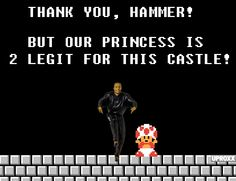 2 Legit for This Castle