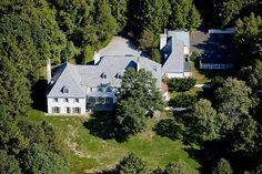 The $15.9 million estate, known as Le Beau Château, was bought by Clark in 1952 - but she never spent a single night there.   For more than 60 years the only people to have seen the empty, but perfectly preserved mansion, are the father-and-son caretakers who live in two cottages at the end of a winding driveway.